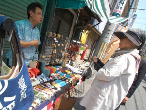 蛸地蔵商店街