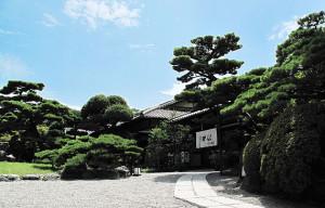 岸和田、旅行、五風荘